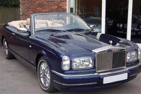 Rolls Royce Corniche 2002 by Rolls Royce Corniche Dhc Series Lhd Phantom