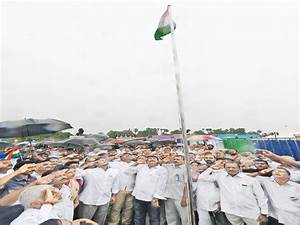 YS Jagan Independence day celebrations on a grand scale ...
