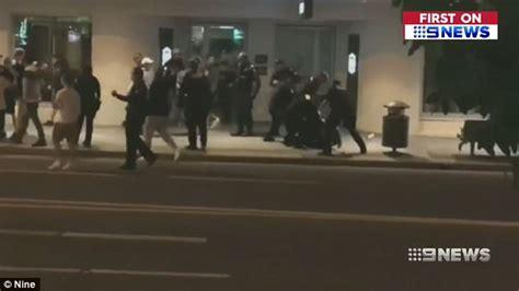 Hundreds Run Riot After Brisbane Music Festival Is Shut