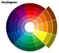 complementary color scheme definition color design concepts in color theory by