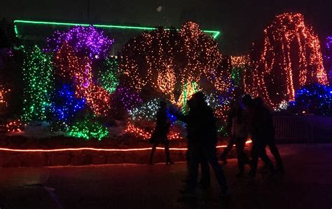 Zoo Lights Point Defiance by Point Defiance Zoo Lights 2017 Decoratingspecial