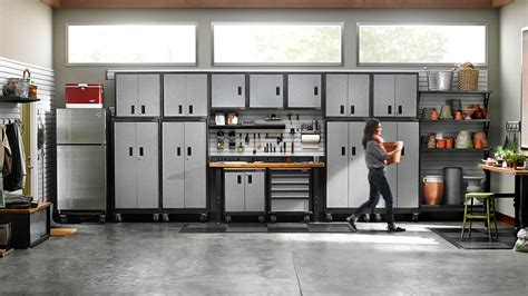 Kitchen Rehab Ideas - garage storage inspiration gladiator