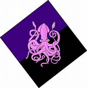Giant Squid Clip Art at Clker.com - vector clip art online ...