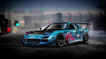 Rx7 Mazda Rx Drift Cars Fd Wallpapers
