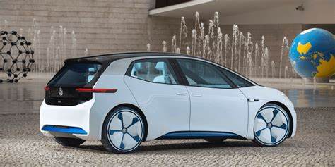 Vw Id.3 To Launch At Iaa With Sub €30,000 Pricetag