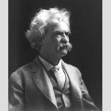 Mark Twain The Author, Biography, Facts And Quotes