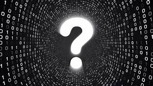 Question Mark Icon Stock Footage Video | Shutterstock