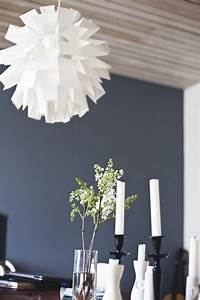 Navy Blue Pendant Light Love The Grey Blue Color For Either The Living Room Or
