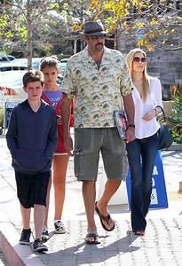 Brad Garrett and Family Out in Malibu - Zimbio