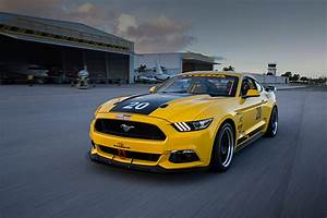 Not So Mellow 2016 Steeda Q500R Ford Mustang Racer in Yellow Photo & Image Gallery
