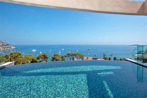 cote dazur luxury holiday villa  heated pool  rent
