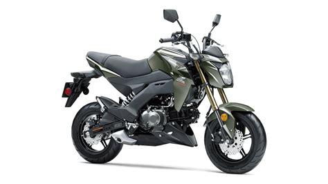 Kawasaki Z125 Pro Wallpaper by 2018 Z125 Pro Z Motorcycle By Kawasaki