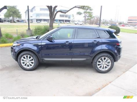 blue land rover 2015 loire blue metallic land rover range rover evoque