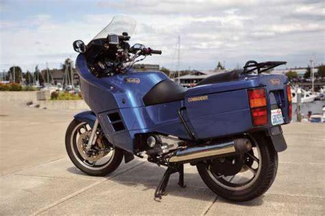 1989 Norton Commander