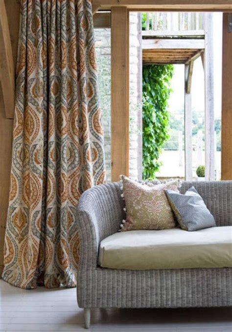 buy lewis wood benaki fabric  alexander interiors