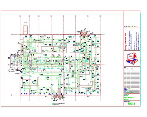 Hvac Drawing In Autocad by Wrg 7069 Hvac Duct Drawing In Autocad