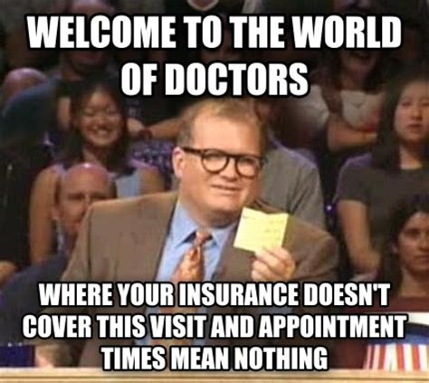 Doctor Appointment Meme - livememe com drew carey whose line is it anyway