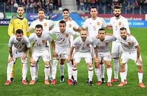 Equipe Foot Espagne Liste : coupe du monde 2018 ce qu il faut savoir sur l quipe d espagne le parisien ~ Medecine-chirurgie-esthetiques.com Avis de Voitures