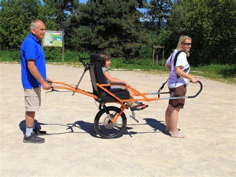 voiture de sport 2016 joëlette monoroue joelette and co fauteuil de