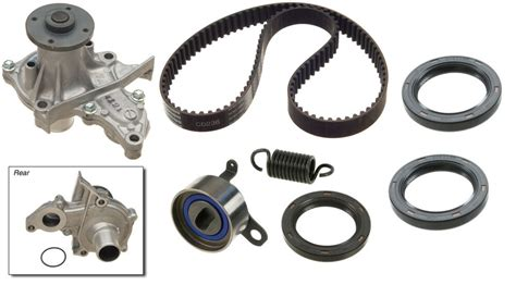 Aisin Water Pump Timing Belt Kit Toyota Corolla