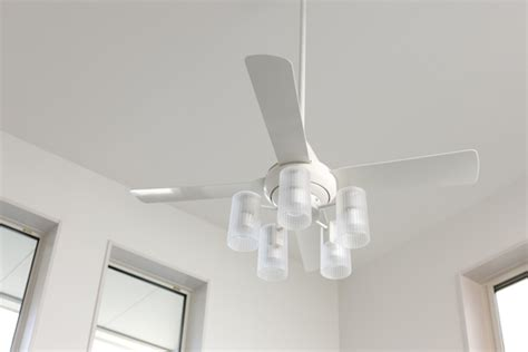 Ceiling Fan Provides Cooling Solutions To Maintain Room