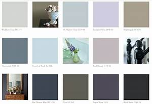 Grau Blau Wandfarbe : farbtafel wandfarbe w hlen sie die richtigen schattierungen ~ Indierocktalk.com Haus und Dekorationen