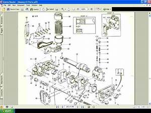 135 Massey Ferguson Parts Diagram