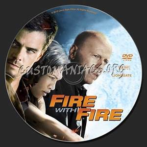 Fire With Fire (2012) dvd label - DVD Covers & Labels by ...