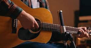 How To Mic An Acoustic Guitar  Guide