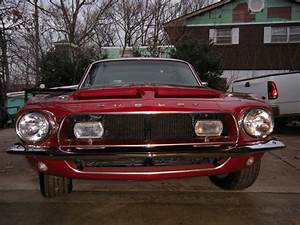 "1968 Mustang Shelby GT500 ""KR"" 4 Speed For Sale"