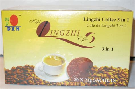 Is dxn a legitimate company? Lingzhi Coffee 3-in-1