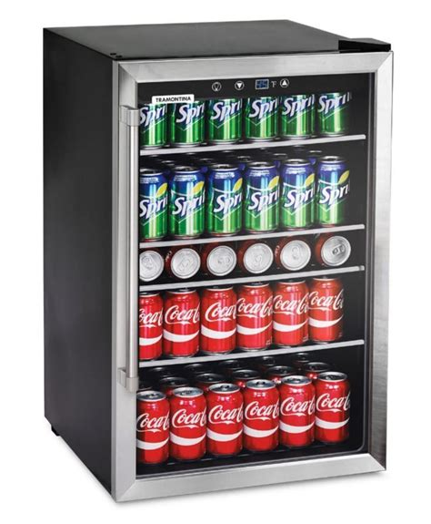 Small Bar With Refrigerator by Small Refrigerator Glass Door Beverage Cooler Home Bar