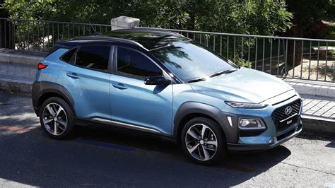 Hyundai Kona Ev Could Rival Chevy Bolt With 240mile Range