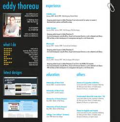 1 Page Resume Template 9 Helpful Resume Design Tutorials To Learn Designbump