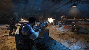 See The Gears Of War 4 Launch Trailer 3 Weeks Early As
