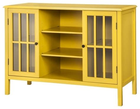 threshold windham desk yellow threshold windham 2 door cabinet with center shelves