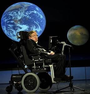 My Hero: Stephen Hawking – Success Guru