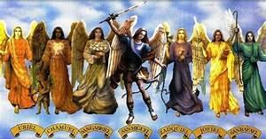 Codigos Sagrados Actualizados De Los Arcangeles Y Supernafines