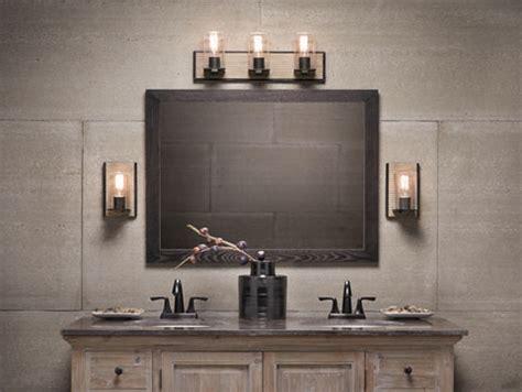 Bathroom Lighting Ideas Using Bathroom Sconces, Vanity