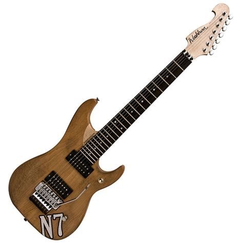 DISC Washburn N7 Nuno Bettencourt Series Electric Guitar ...