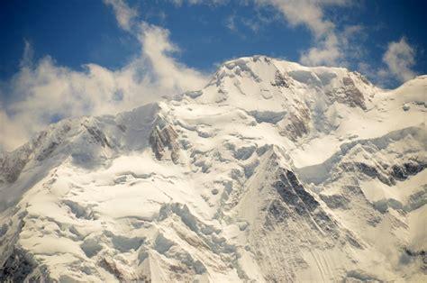 34 Gasherbrum Ii E North Face Close Up As Trek Nears