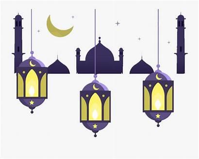 Ramadhan Ramadan Lantern Lampion Transparent Fitri Idul