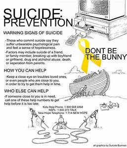 Suicide Prevention Poster by Splat0 on DeviantArt