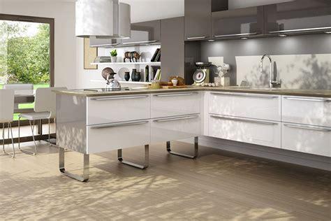 cuisine taupe brillant cuisine eyre taupe brillant maman maison meuble suspendu couleur cuisine et