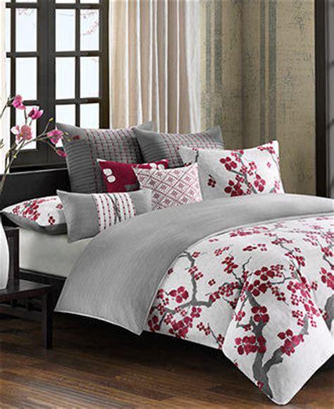 n natori bedding cherry blossom from macys bedroom decor