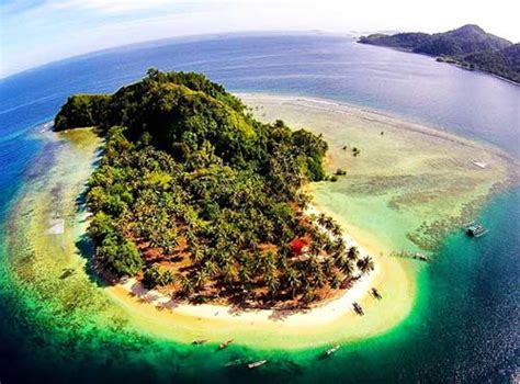 review pulau pasumpahan padang sumbar