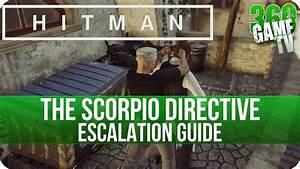 Hitman - The Scorpio Directive Escalation Level 5 - Sapienza Escalations Guides