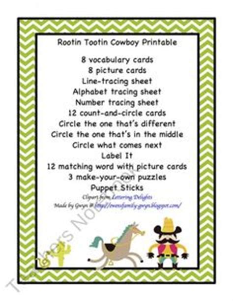 free western themed preschool printable worksheet set 161   ddb6076fead61ee15888ffe39f69d783 cowboy western western theme