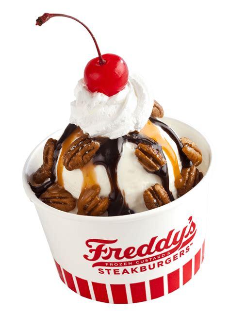 Freddy's Frozen Custard Desserts