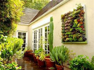 Living wall planter large vertical garden interesting for Large vertical garden